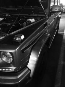 G63 AMG  Chiptuning RaceTools Leistungsdaten Vmax