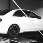 E63 AMG S Vmax Aufhebung über 300 km/h