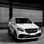 GLE 63 AMG 2016 Chiptuning Vmax eliminated