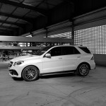 GLE 63 AMG 2016 Tuning Kit 676PS