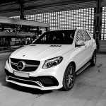 GLE 63 AMG 2016 Chiptuning Power Modul