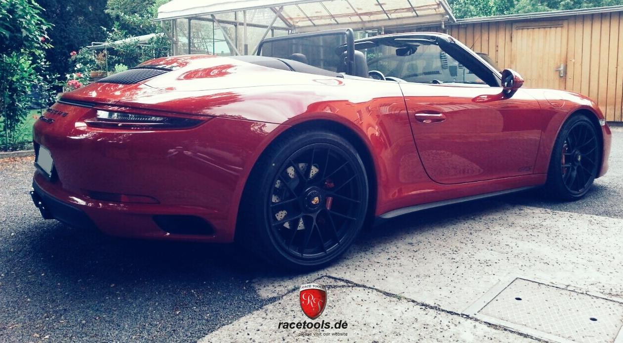 Porsche 3.0 GTS Performance Upgrade