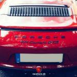 Porsche Carrera GTS 2017 Chiptuning
