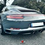 911 Targa 2017 chiptuning