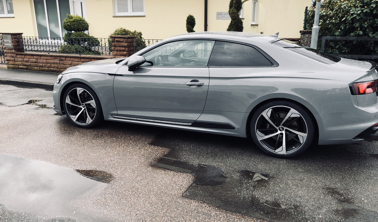 AUDI RS5 2.9 TFSI PLUG&PLAY CHIPTUNING