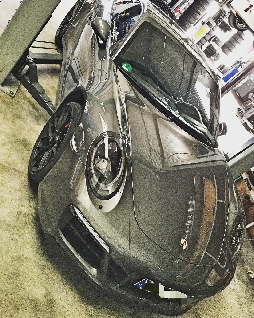 Carrera GTS Chiptuning