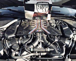 RaceTools BMW M5 F90