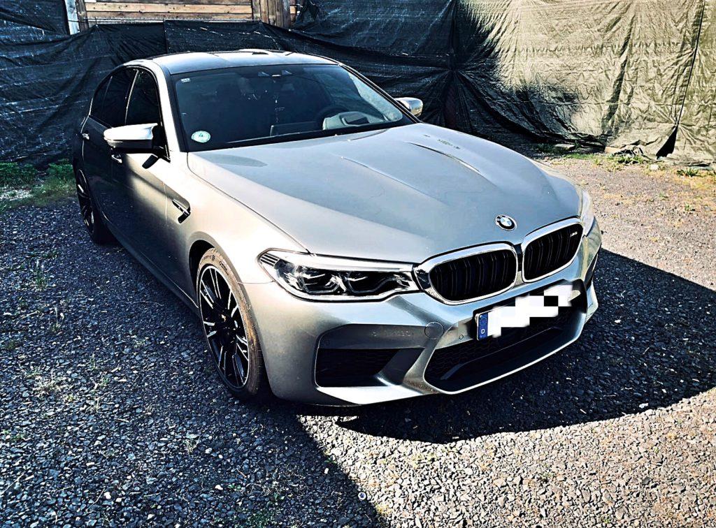 BMW M5 F90 Chiptuning RaceTools