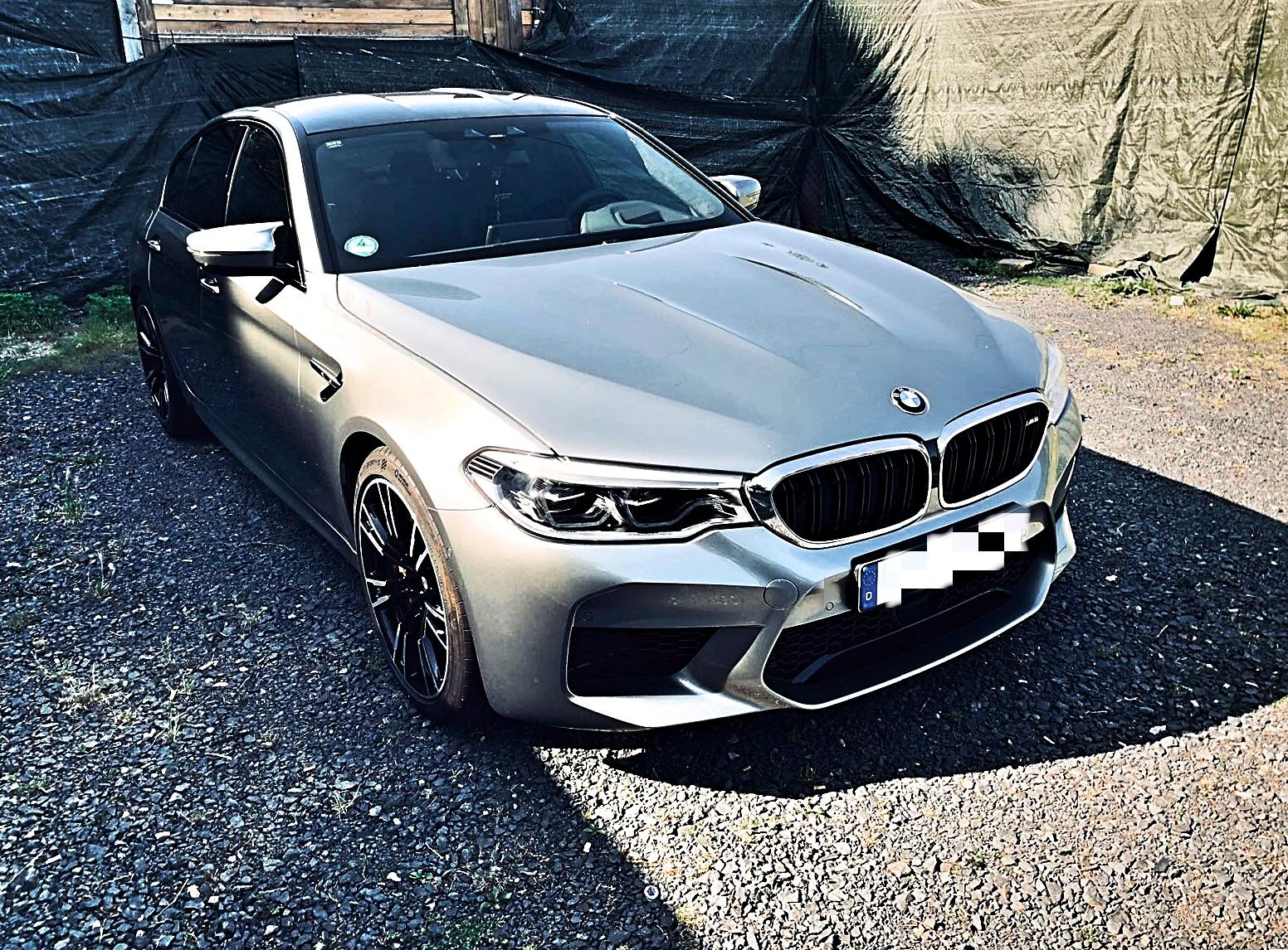 Performance Upgrade BMW M5