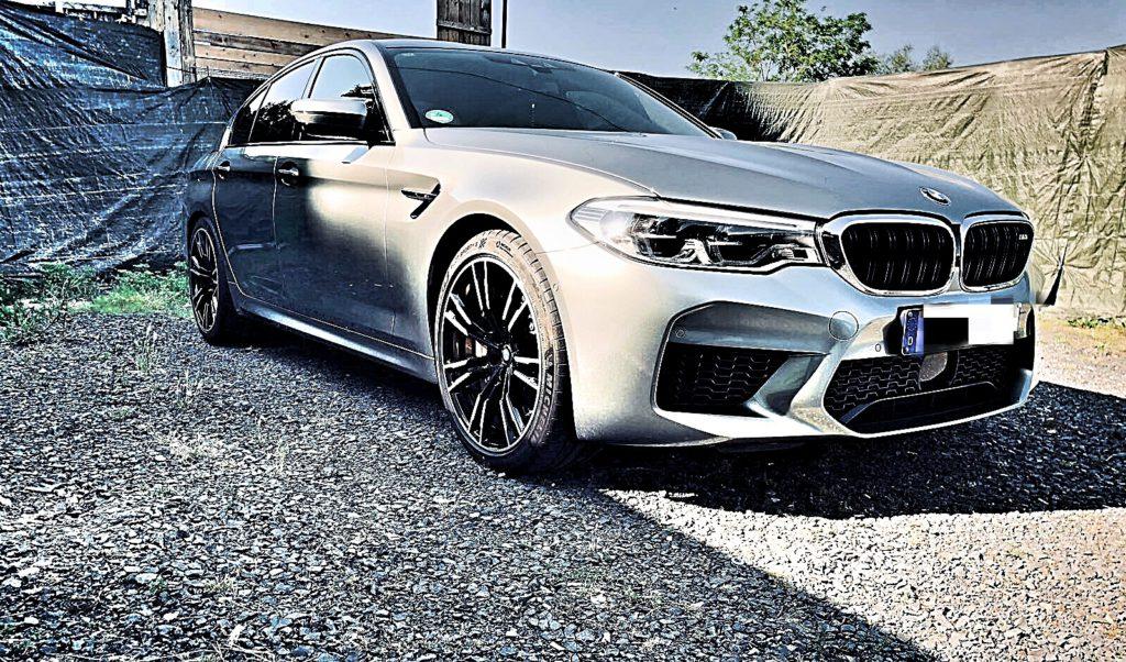 BMW M5 F90 Chiptuning