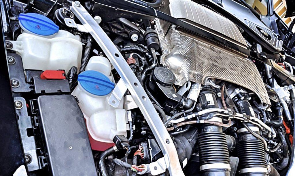 Porsche Panamera Turbo S E-Hybrid Chiptuning