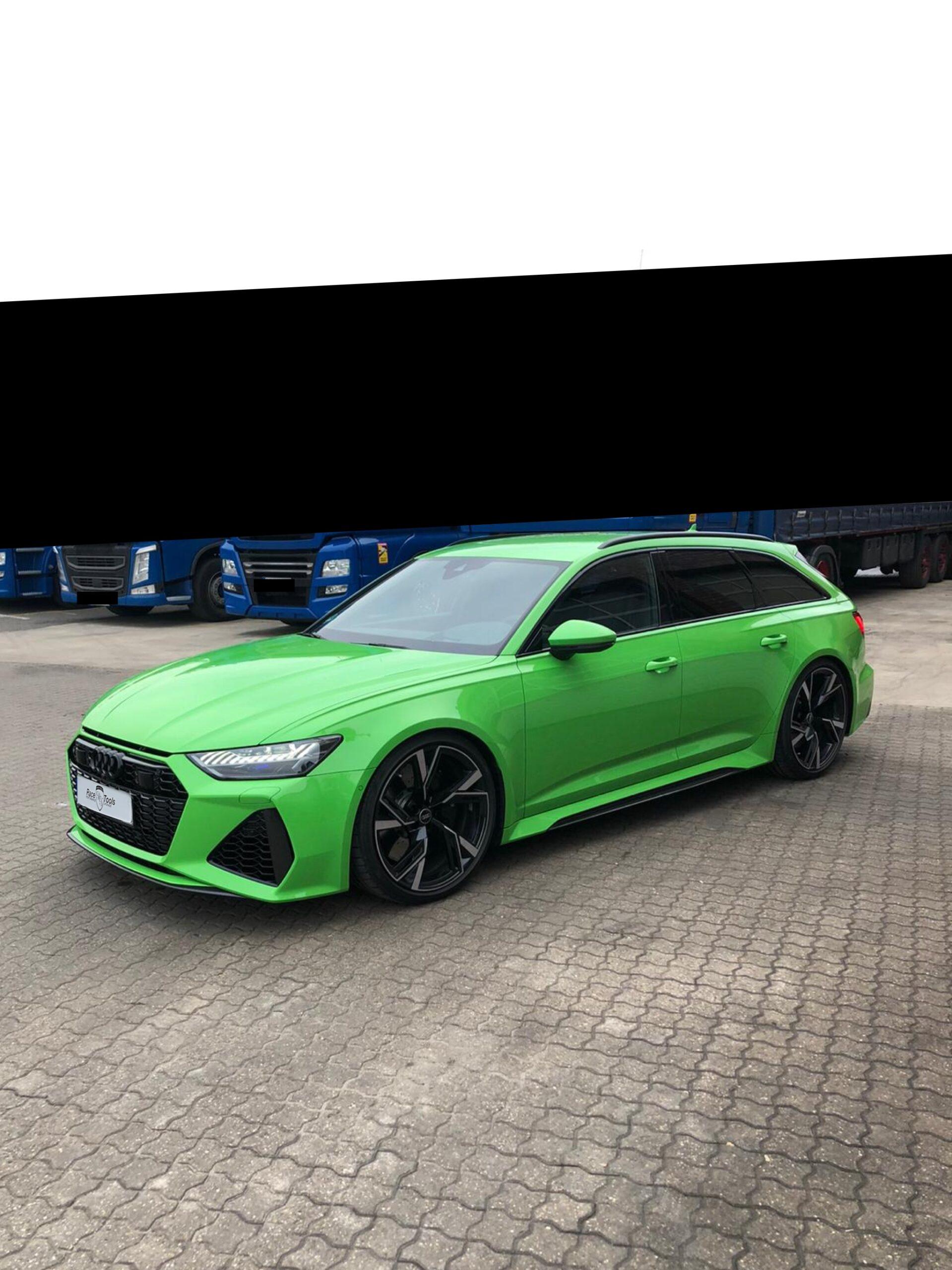 RS6 Chiptuning Audi RaceTools