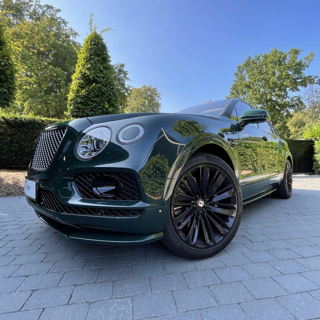 Bentley Bentayga Chiptuning