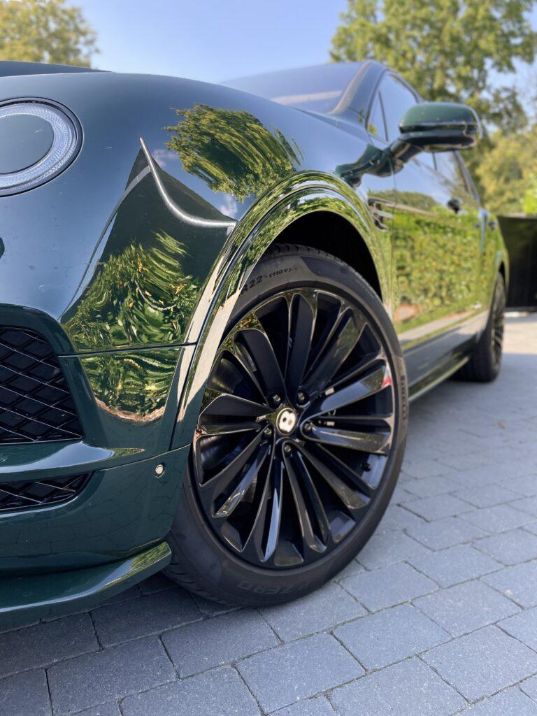 Leistungssteigerung Bentley Bentayga RaceTools